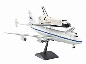 Boeing 747 SCA and Space Shuttle Revell 04863