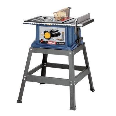 toolkraft 10 inch table saw frivolous at heart ryobi 10 in portable table saw