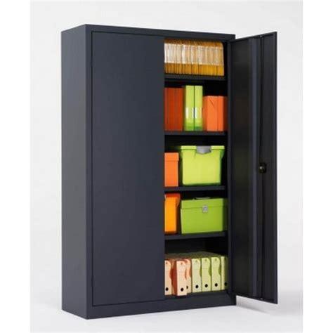 armoires de bureau armoire haute mtallique grande profondeur ops fr