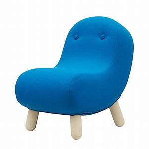 Fauteuil Bleu Canard : 6 petits fauteuils bleu maxi confort et craquants ~ Teatrodelosmanantiales.com Idées de Décoration