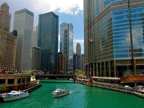 Free Chicago Photo by Chicago Guide Voyage Chicago Geo Fr