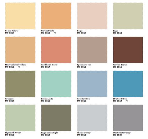 modern home interior color schemes mad for mid century february 2012