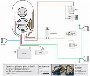 Magneto For Farmall C Wiring Diagram