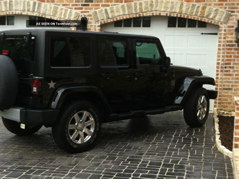 black jeep 4 door 2012 jeep wrangler unlimited sahara sport utility 4 door