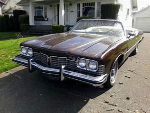 Pontiac Other Convertible 1973 Brown For Sale