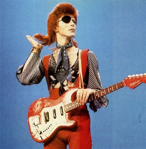 David Bowie's most fearless fashion moments Dazed