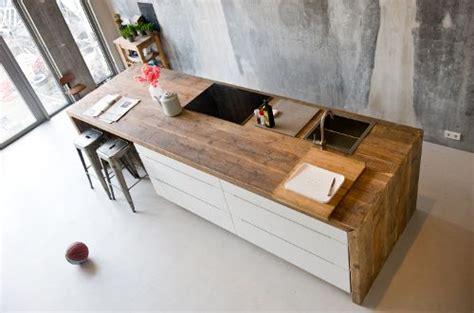 plan de travail cuisine en 71 photos idées inspirations
