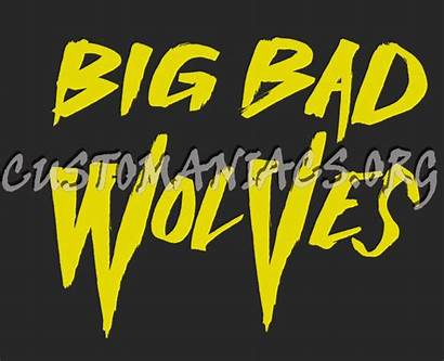 Wolves Bad Customaniacs Treatment Title