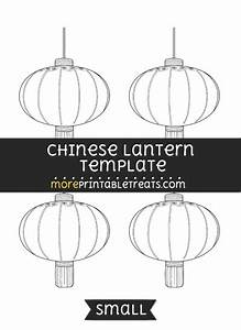 Chinese lantern template small for Chinese lantern template printables