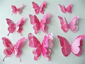 Schmetterlinge Basteln 3d : pin by rebecca nelson on special paper pages pinterest origami origami schmetterling and ~ Orissabook.com Haus und Dekorationen