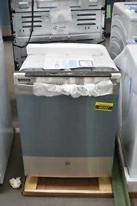 ge gdtpspss  stainless fully integrated dishwasher nob  hrt ebay