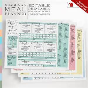 15 meal planner ideas notepad printable meal planners a merry