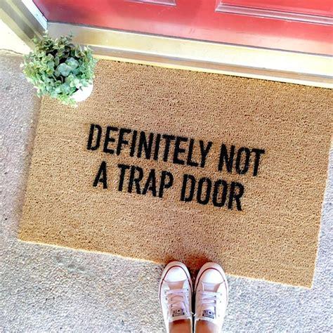 doormats and more best 25 trap door ideas on diy storage