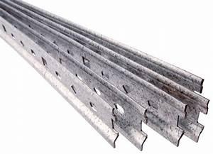 Tube Acier Brico Depot : rail de fixation acier brico d p t ~ Dailycaller-alerts.com Idées de Décoration