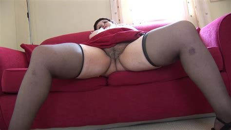 Mature Busty Bbw Shows Off Big Ass And Hairy Pussy Nl