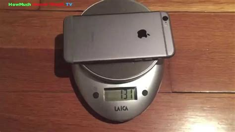 how much is a iphone 6 how much does the iphone 6 weigh