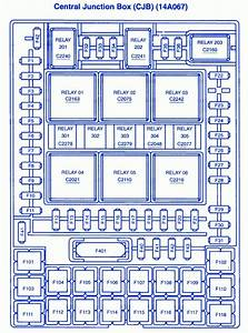2006 Ford F150 Fuse Panel Diagram
