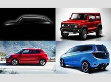 12 New Upcoming Maruti Cars In India In 2017 2018 Autos Post