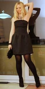 Welche Strumpfhose Zum Schwarzen Kleid : schwarzes kleid welche schuhe ~ Eleganceandgraceweddings.com Haus und Dekorationen