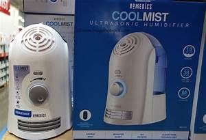 Homedics Humidifier Total Comfort Costco