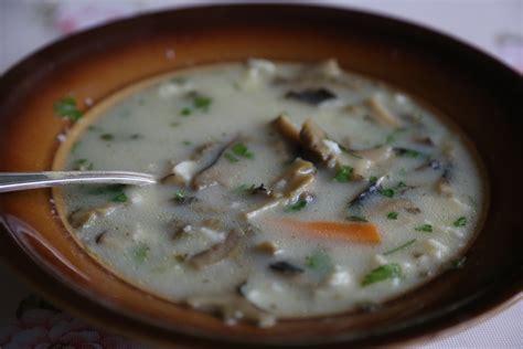 Zupa grzybowa z gąsek - Kuchnia pokoleń - Kuchnia pokoleń