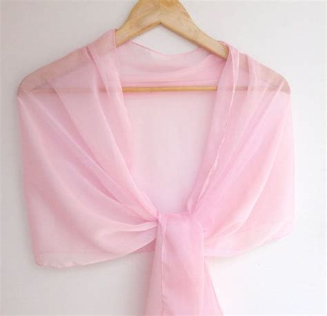 pink sheer scarf carnation 37 best images about stola bolero trouwjurk on