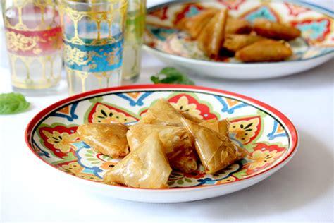cours de cuisine orientale briouates aux amandes blogs de cuisine