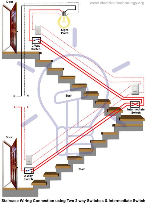 intermediate switch its construction operation uses electrical wiring electrical