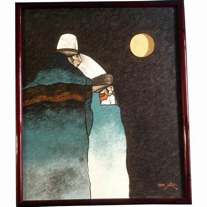 Mario Painting Artist Oil Canvas Pueblo Colorado