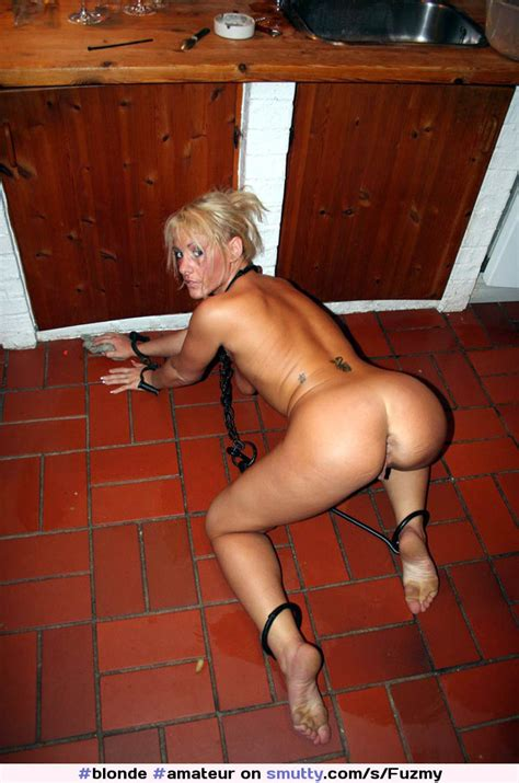 Blonde Slave Milf In Chains Daily Fap The Amateur Porn