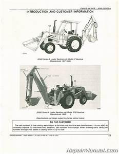 Used John Deere Jd500 Series