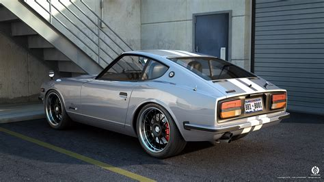 1969 Nissan Fairlady 240z 432 By Dangeruss On Deviantart