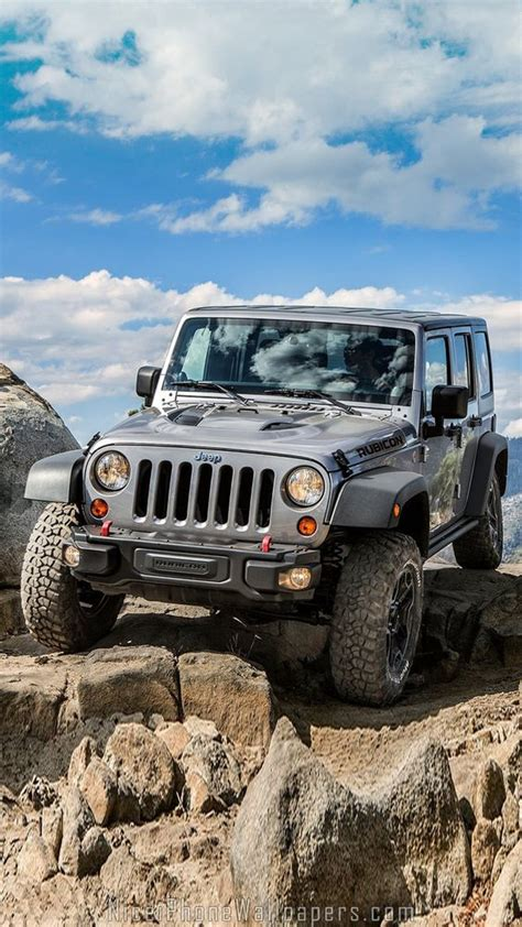 Jeep Wrangler Wallpaper by Jeep Wrangler Rubicon Iphone 6 6 Plus Wallpaper Cars