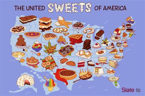 list of american desserts