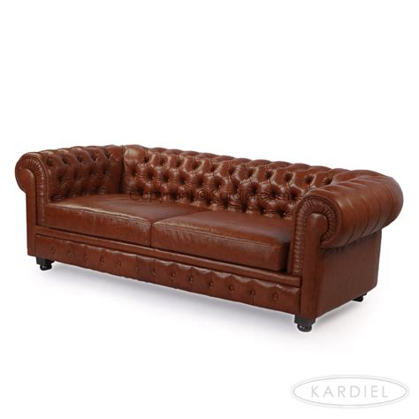 chesterfield style sofa leather chesterfield style sofa grand upholstered