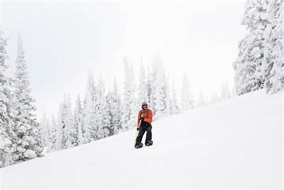 Backcountry Skiing Stephanie Baker