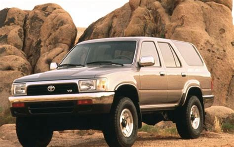 toyota runner suv pricing features edmunds