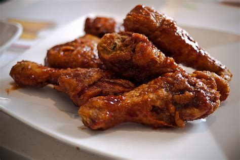 cuisiner pilon de poulet recette pilons de poulet grillés à la sauce sucrée