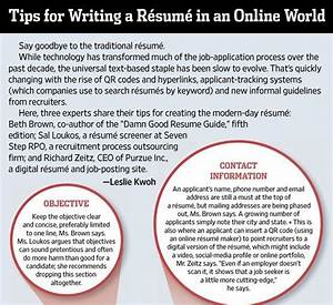 Resume Infographic  10 Things Not To Put In Your Resume