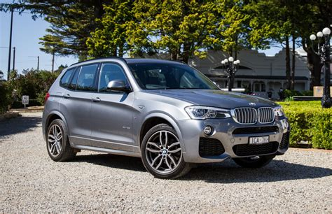 Review Bmw X3 by Review 2017 Bmw X3 Review