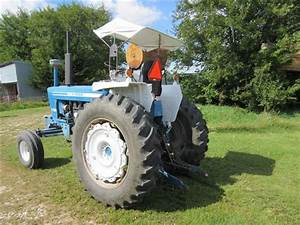 1976 Ford 7600 2wd Row Crop Tractor Bigiron Auctions