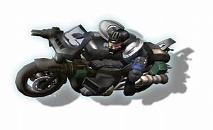 Proposal An Open World 3D Mach Rider Revival For Wii U