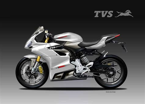 Tvs Apache Rr 310 2019 by Tvs Apache 310 Rr Concept Could Be A Racing Machine