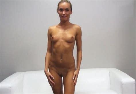 Naked Veronika Fasterova In Czech Casting