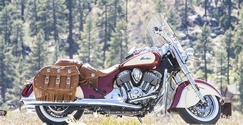 2017 Indian Motorcycle Line-up Shown At Sturgis Rally