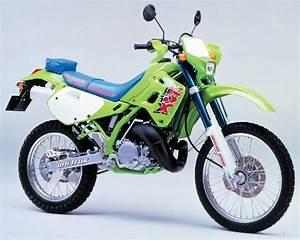 Kawasaki Kdx 250 Sr - Enduro  Mx