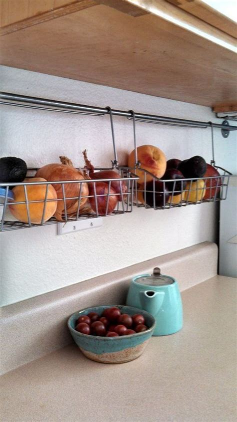 under cabinet storage ideas 65 ingenious kitchen organization tips and storage ideas