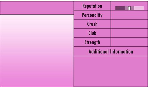 Oc Template 30 Images Of Oc Information Template Netpei