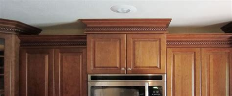 crown molding on top of cabinets renovate your interior home design with fabulous