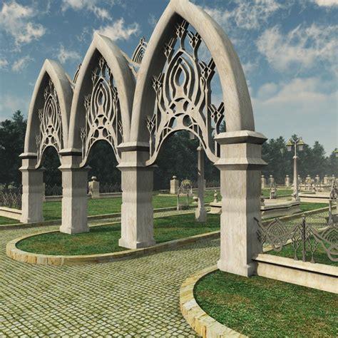 elven village park  model